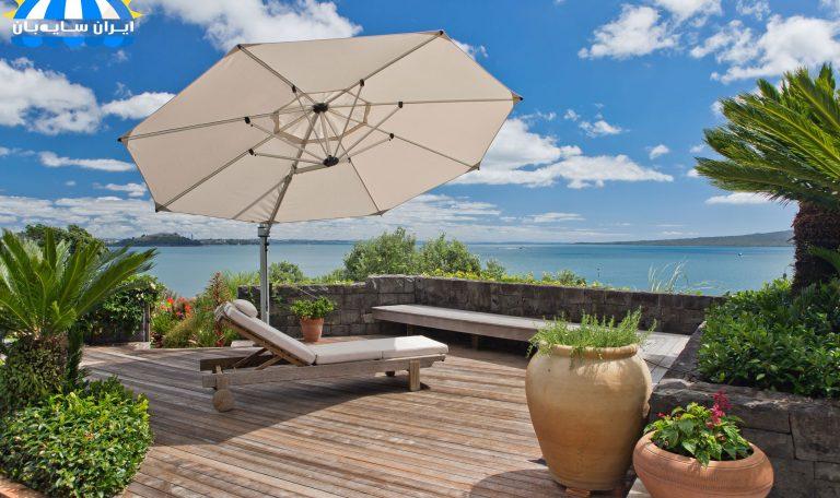 سایبان چتری پایه کنار , قیمت سایبان چتری پایه کنار , خرید سایبان چتری پایه کنار , طراحی سایبان چتری پایه کنار