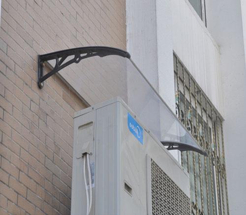 سایبان کولرگازی , خرید سایبان کولر گازی , نصب سایبان کولر گازی