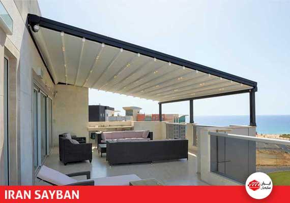 کاربرد سقف برقی